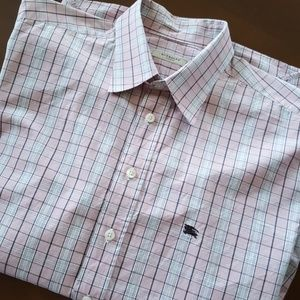 Burberry Shirts - BURBERRY  botton down shirt.